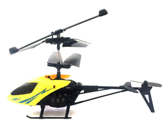 901 Remote Control Helicopter (Yellow)