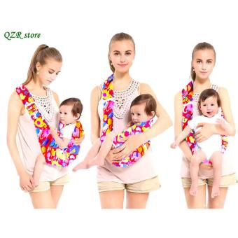 Adjustable Infant Baby Carrier Newborn Kid Sling Wrap Rider 1PCS