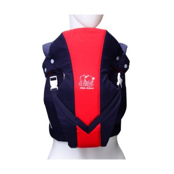 Ainon Baby Front-Hold Baby Carrier (Red) Price Philippines