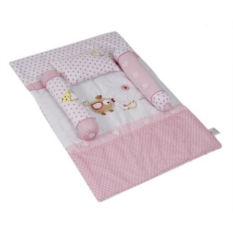 Akeeva AK-330 Comforter 4-piece Set (Pink) Price Philippines