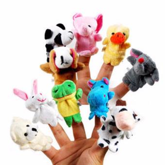 Animal Finger Puppets - 3