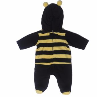 Animal Frogsuit Bee (Yellow/Black) For Baby 3 Months Old Price Philippines