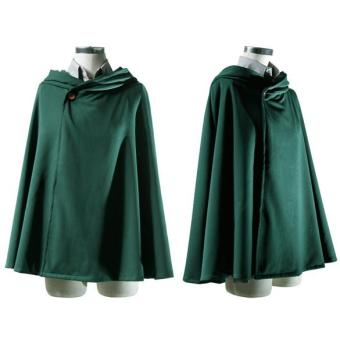 Anime Shingeki no Kyojin Cloak Cape Clothes Cosplay Attack on TitanCostume Price Philippines