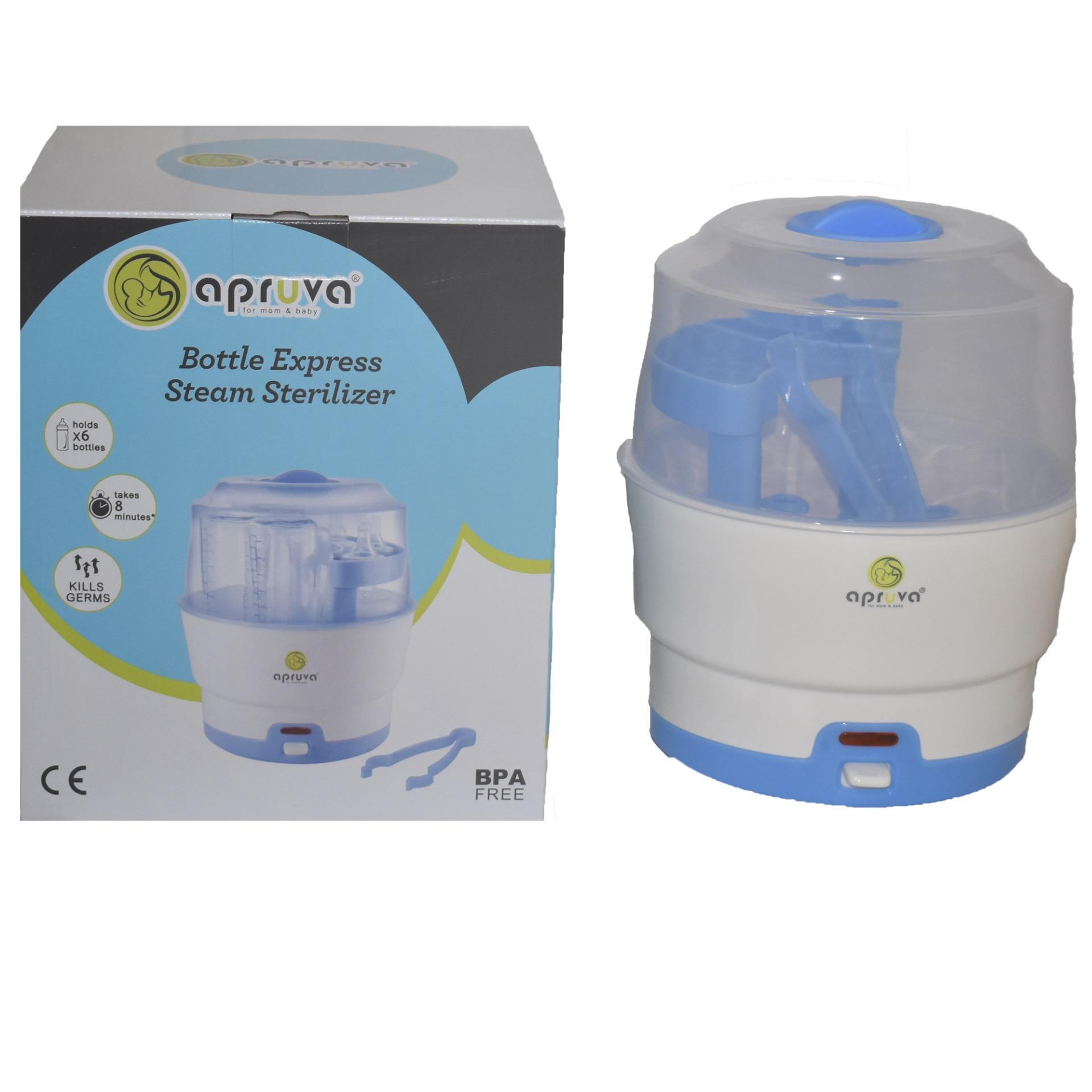 Philips Avent Bottle Sterilizer Scf92203 Alat Steril Botol Susu Tommee Tippee Dan Terlengkap Apruva Express Steam