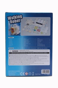ARTEC Science Craft Walking Robot (White) - picture 2