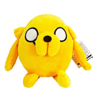 Asenso Adventure Time Jake the Dog Plush Stuffed Toy