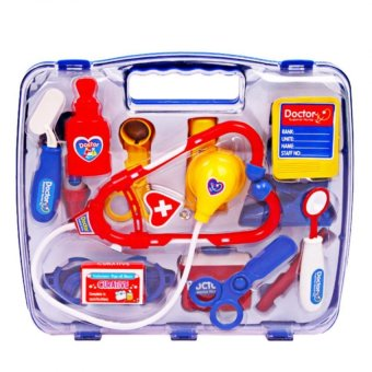 Asenso Kid's Pretend and Play Medical Doctor's Kit (Blue) Price Philippines