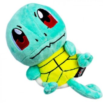 Asenso Pokemon Squirtle Stuffed Plush Toy