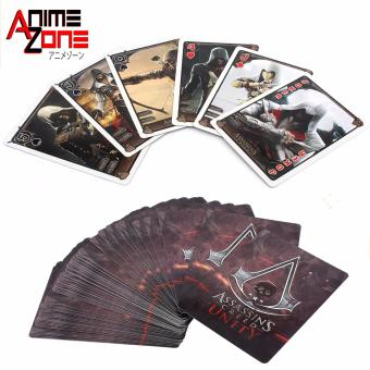 Assassin's Creed Bridge Poker Blackjack Solitaire Collectible AnimePlaying Cards