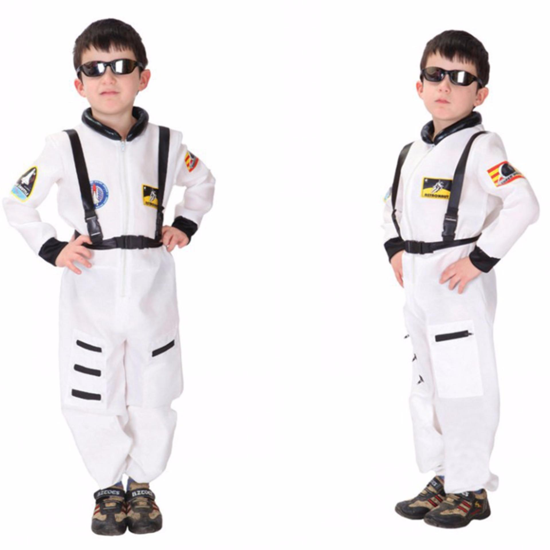 Astronaut Costume Boys Size Medium Age 4-5 years old Spaceman Jumpsuit Halloween Costume ...  sc 1 st  Nice Price - Online Shopping Coupons u0026 Discount Codes at Philippines & Philippines | Astronaut Costume Boys Size Medium Age 4-5 years old ...