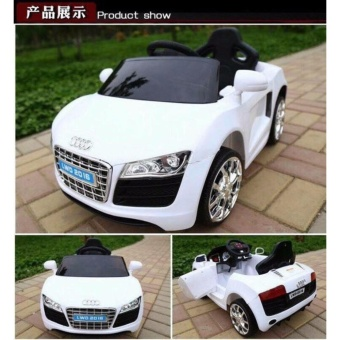 AUDI STYLE RIDE ON CAR-WHITE Price Philippines