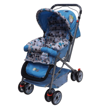 Baby Angel Stroller (Blue) - picture 2