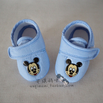Baby Baobao Spring and Autumn men and women shoes toddler shoes
