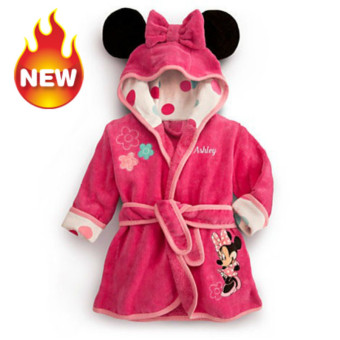 Baby Bathrobe Children Pajamas Baby Homewear Rose Price Philippines