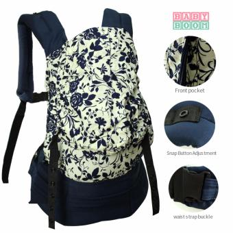 Baby Boom Multifunctional Kangaroo Hipseat Baby Carrier- 02