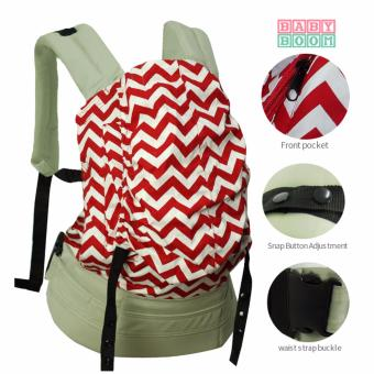 Baby Boom Multifunctional Kangaroo Hipseat Baby Carrier- 05