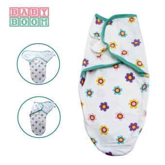 BABY BOOM Swaddle Me Newborn Cloth Infant Wrap