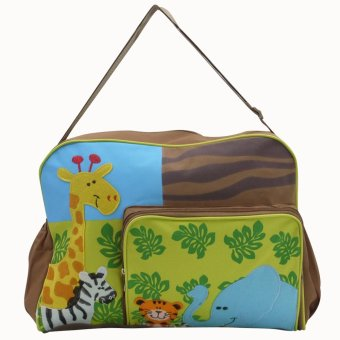 Baby Changing Diaper Nappy Bag Handbag Multifunctional Bag AnimalZoo