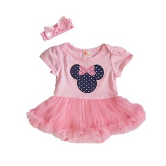 Baby Girl Costume Tutu Dress - Minnie Mouse Price Philippines