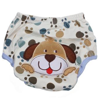 Baby Kids Pee Potty Toilet Training Pants Diaper Underwear Dog - picture 2