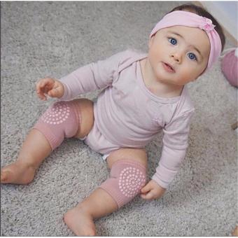 Baby Knee pads Anti Slip Leg Protector (Random Set of 3) - 4