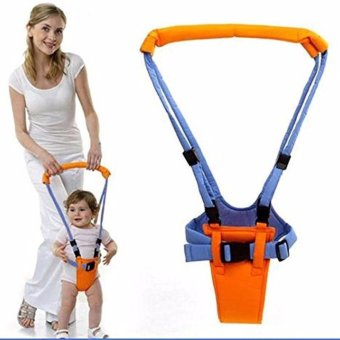 Baby Moon Walk Walker Bouncer Jumper Toddler Help For Baby SafetyWalker(Orange)
