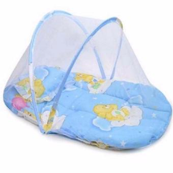 Baby Mosquito Insect Cradle Bed Netting Canopy Cushion Mattress forInfant Price Philippines