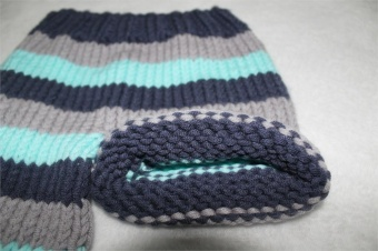 Baby Newborn Photography Props Handmade Knit Crochet Costume Striped Hat And Pants For 0 to 6 Months Girl Boy - intl - 5