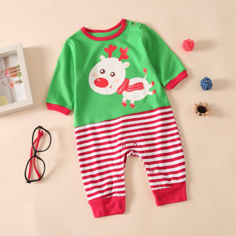 Baby one-piece male newborns clothes