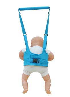 Baby Posh Walking Assistant (Light Blue) - 2