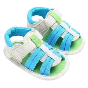 Baby Shoes First Walker Antislip For Baby Boy Soft Soled Shoes -intl
