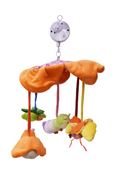 Baby Soft Toy Musical Mobile