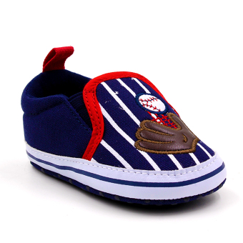 Baby Steps Baseball Baby Boy Shoes (Navy) Price Philippines