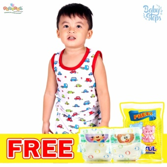 Price Baby Steps Basic Wear Penguin Baby Boy Terno Clothing Sets