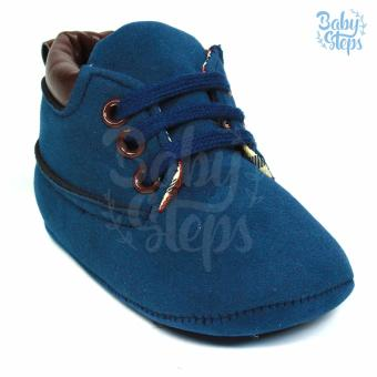 Baby Steps Luke Baby Boy Shoes