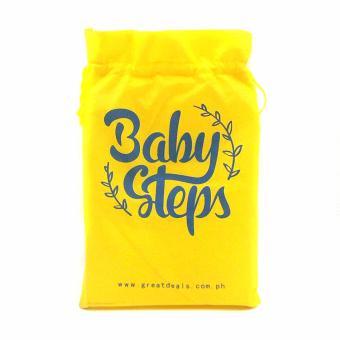 Baby Steps Onesie Flubble Swirl Bodysuit 0-3 Months (Purple) - 2