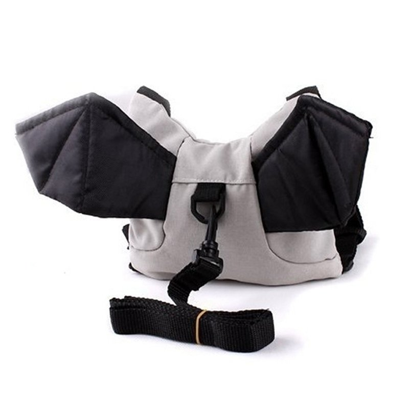 ... Baby Toddler Safety Harness Rein Anti Lost Backpack Walker StrapBat 345c9c4947ea4