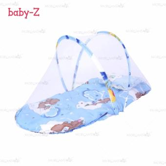 Baby-Z Baby Mosquito Net Bed (Blue)