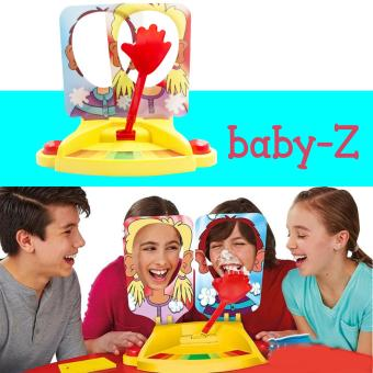 Baby-Z Pie Face Game Rocket Gaming Family Kids Children Novelty Toys Gift