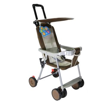 BabyGro Compact Stroller (Brown) Price Philippines