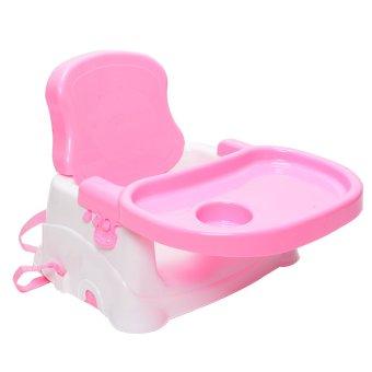 babyyuga booster seat pink