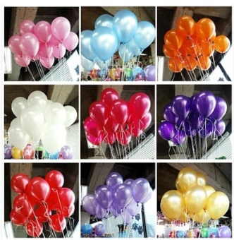 Balloon arched balloon style marriage house latex balloon