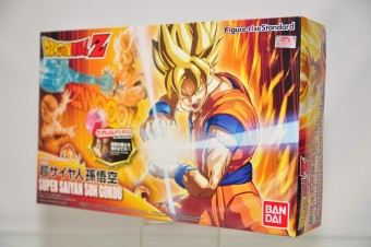 Bandai Figure-rise Standard Dragon Ball Z Super Saiyan Son Gokou