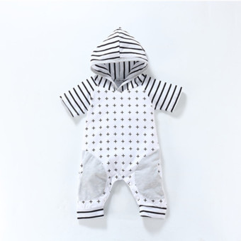 Baobao baby one-piece for men and women crawling clothes