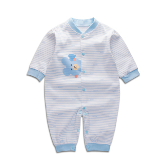 Baobao children's thin one-piece onesie baby one-piece romper