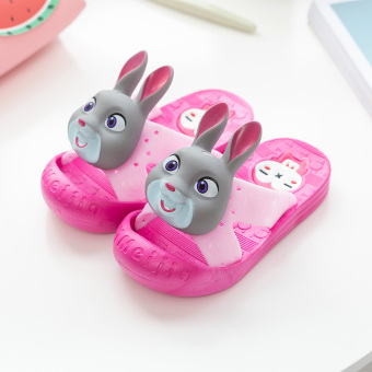 Baobao home for men and women bathroom non-slip slippers children's slippers