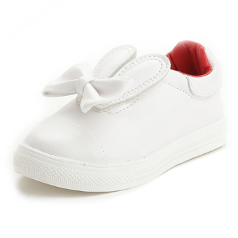 Baobao in children leather shoes New style children's shoes