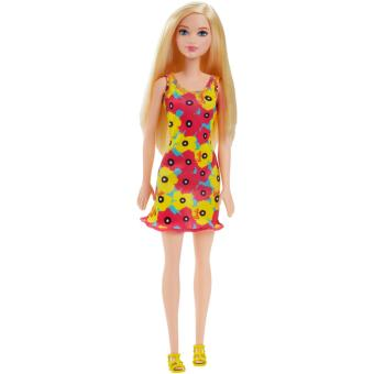 Barbie Brand Entry Doll - Yellow Flower Dress Price Philippines