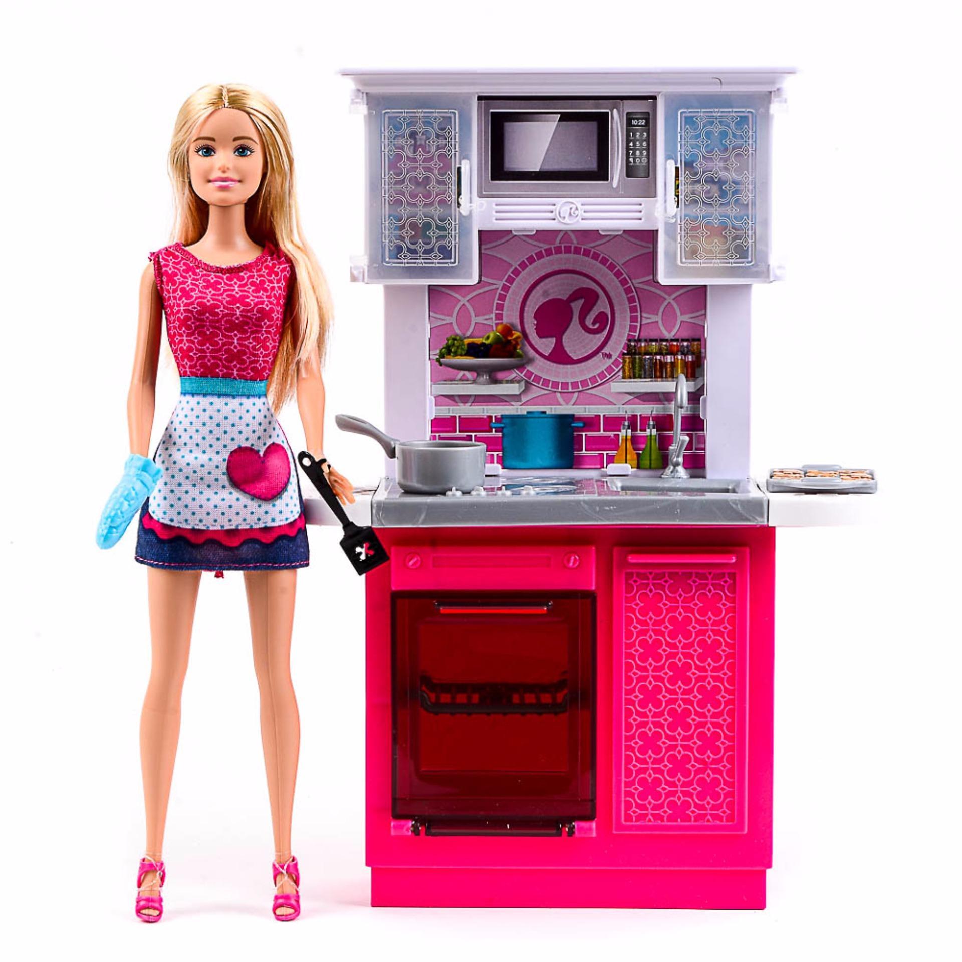 100 Barbie Kitchen Furniture Buy Deluxe Modern