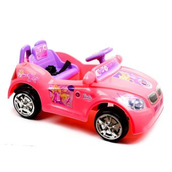 Barbie Dream Car Ride-Ons